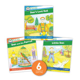 Dan The Flying Man Guided Reading Set Image Book Set