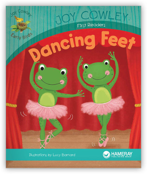 Dancing Feet from Joy Cowley Early Birds