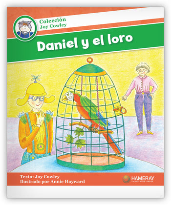 Daniel y el loro Big Book from Colección Joy Cowley