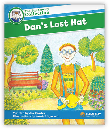 Dan's Lost Hat Big Book from Joy Cowley Collection