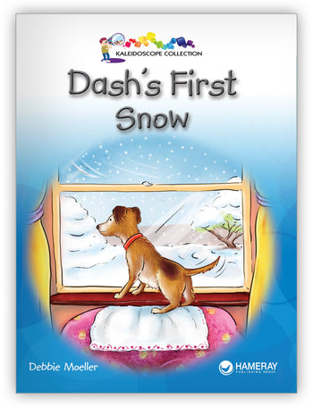 Dash's First Snow from Kaleidoscope Collection