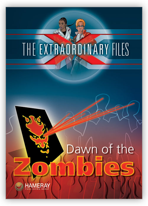 Dawn of the Zombies Leveled Book