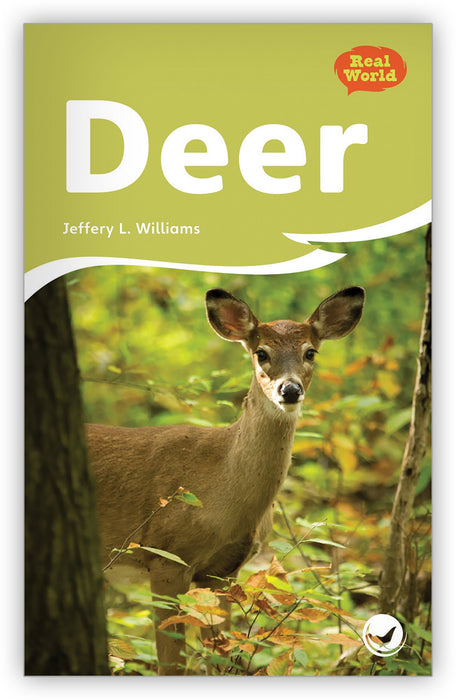 Deer Leveled Book