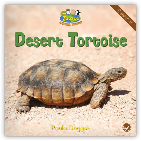 Desert Tortoise from Zoozoo Animal World