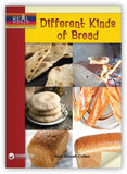 Different Kinds of Bread Leveled Book