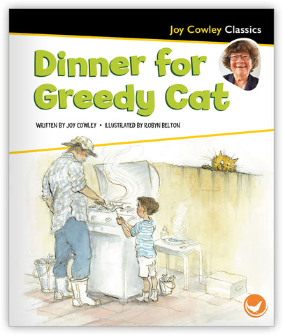 Dinner for Greedy Cat from Joy Cowley Classics
