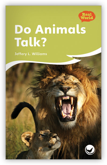 Do Animals Talk? from Fables & the Real World