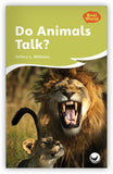 Do Animals Talk? Leveled Book