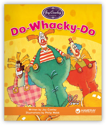 Do-Whacky-Do Big Book from Joy Cowley Classics