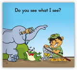 Do You See What I See? Teacher's Edition from Zoozoo Storytellers