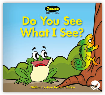 Do You See What I See? from Zoozoo Storytellers
