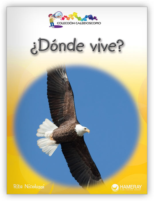 ¿Dónde vive? Leveled Book