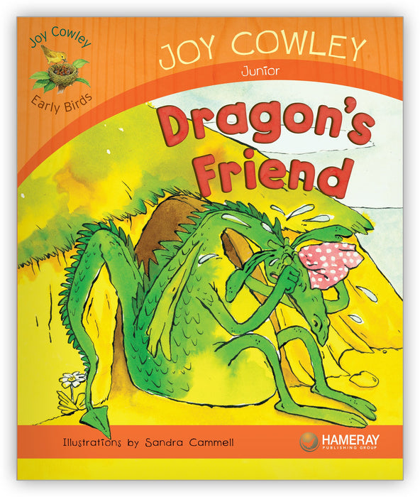 Dragon's Friend from Joy Cowley Early Birds