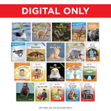 Early 1st Grade Library Digital Set