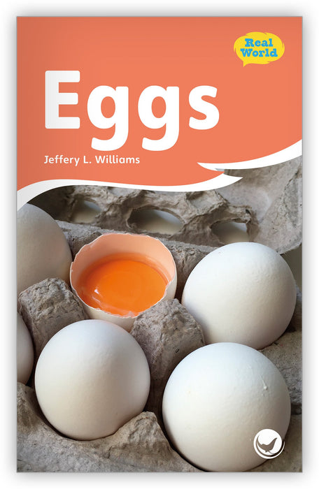 Eggs Leveled Book