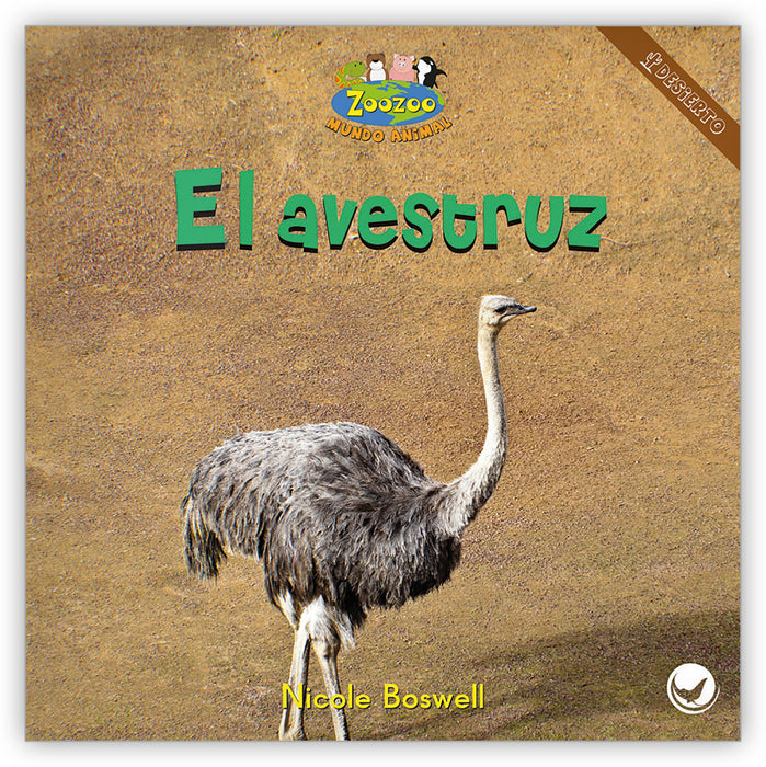 El avestruz Leveled Book