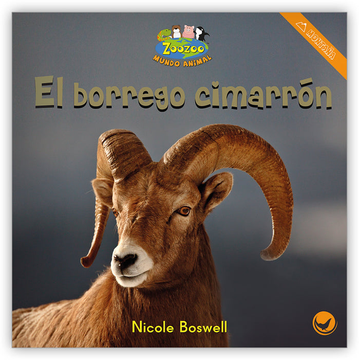 El borrego cimarrón Leveled Book