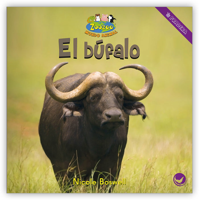 El búfalo from Zoozoo Mundo Animal