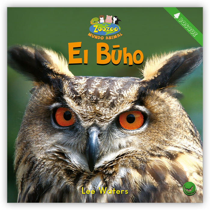 El búho Leveled Book