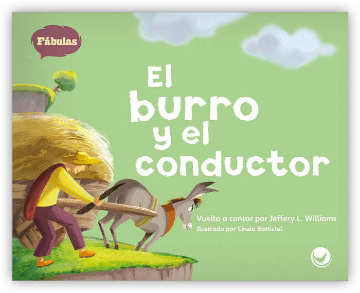 El burro y el conductor Leveled Book