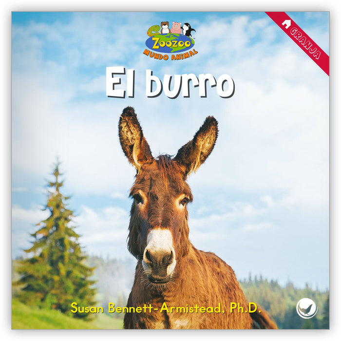 El burro from Zoozoo Mundo Animal