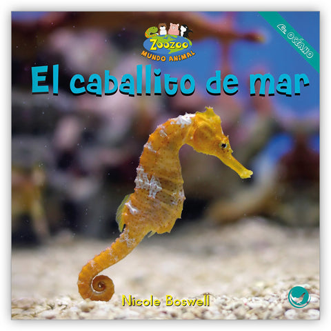El caballito de mar from Zoozoo Mundo Animal