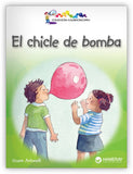 El chicle de bomba Leveled Book