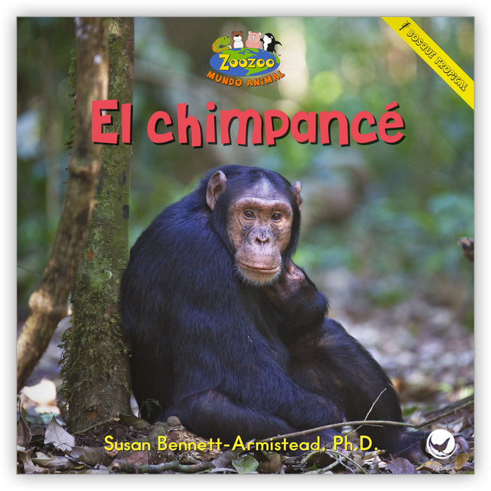 El chimpancé Leveled Book
