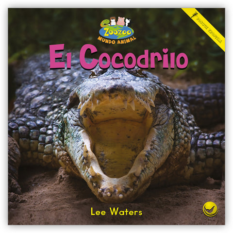 El cocodrilo from Zoozoo Mundo Animal
