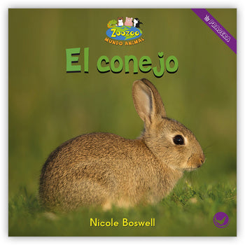 El conejo from Zoozoo Mundo Animal