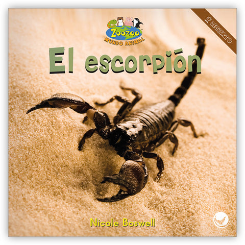 El escorpión from Zoozoo Mundo Animal