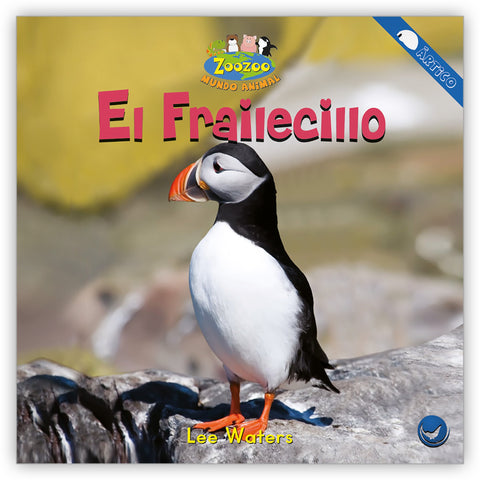 El frailecillo from Zoozoo Mundo Animal