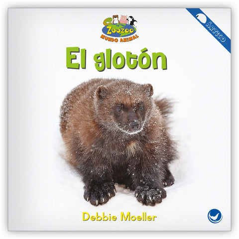 El glotón from Zoozoo Mundo Animal
