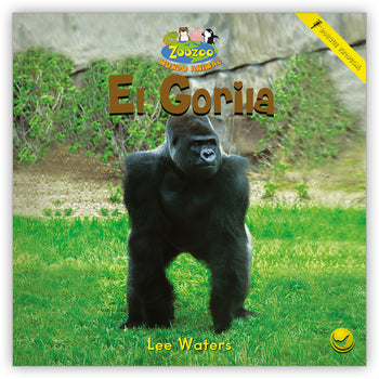 El gorila from Zoozoo Mundo Animal