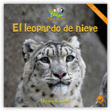 El leopardo de nieve Leveled Book