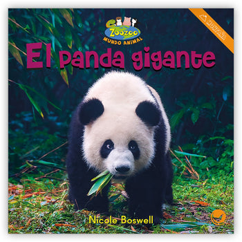 El panda gigante from Zoozoo Mundo Animal