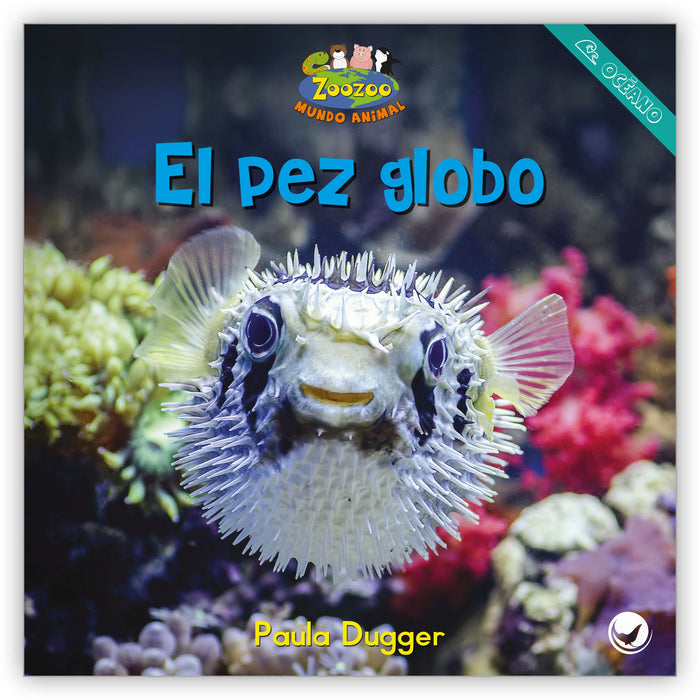 El pez globo from Zoozoo Mundo Animal