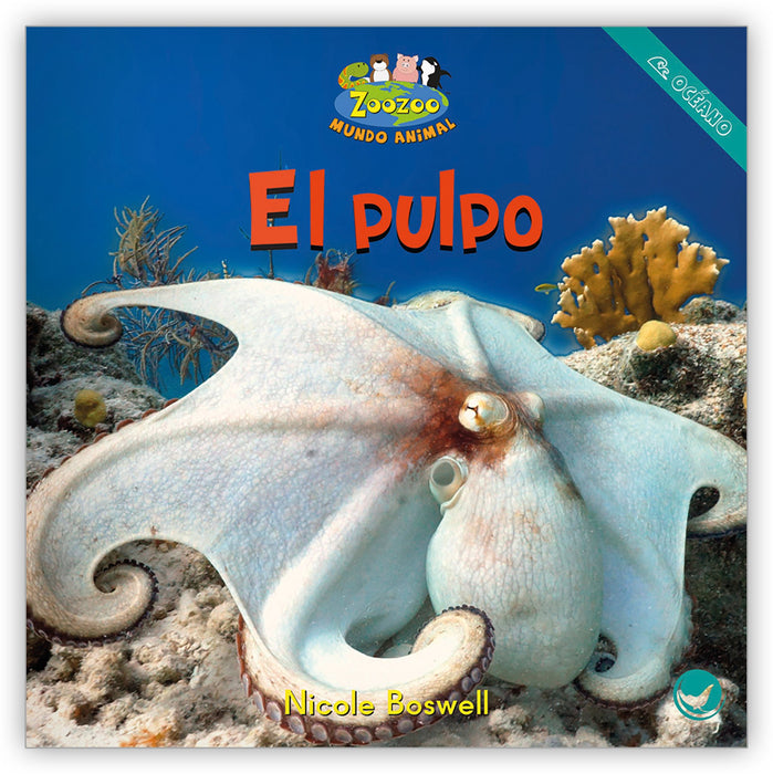 El pulpo Leveled Book