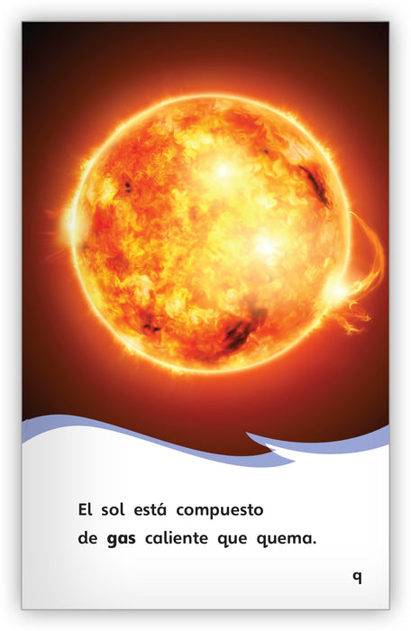 El sol Leveled Book
