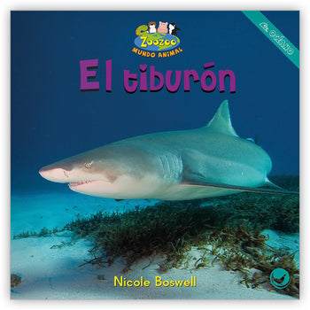 El tiburón from Zoozoo Mundo Animal