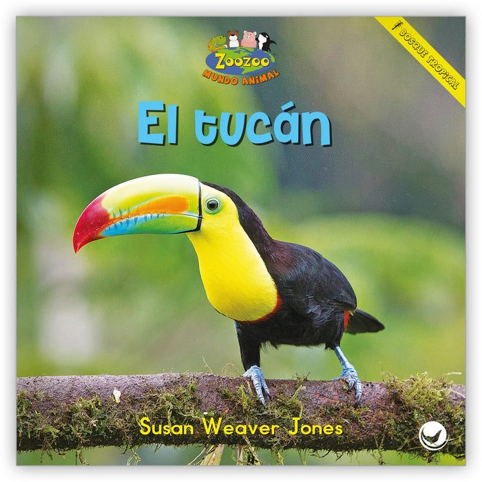 El tucán Leveled Book