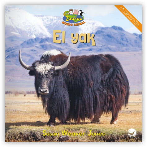El yak from Zoozoo Mundo Animal