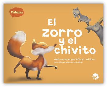 El zorro y el chivito Big Book from Fábulas y el Mundo Real