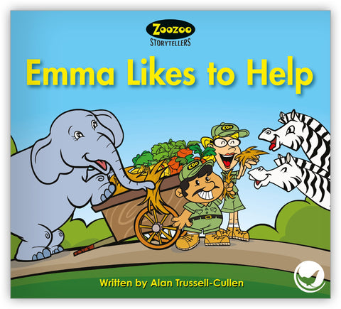 Emma Likes to Help from Zoozoo Storytellers