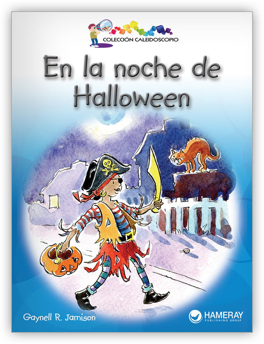 En la noche de Halloween Leveled Book