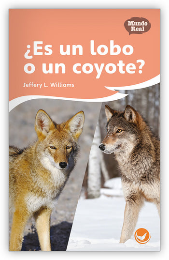¿Es un lobo o un coyote? from Fábulas y el Mundo Real