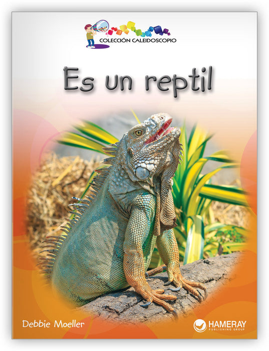 Es un reptil Leveled Book