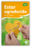 Estar agradecido Leveled Book