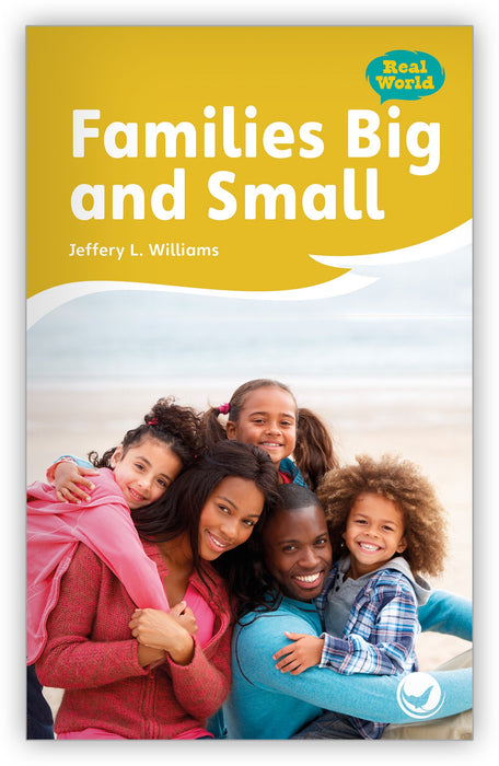 Families Big and Small Leveled Book