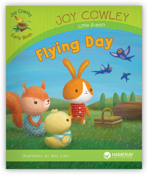 Flying Day Leveled Book